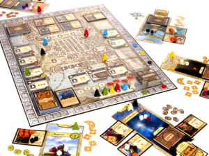 Dungeons and Dragons Lords of Waterdeep