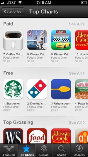 Coffee Cellar US App Store