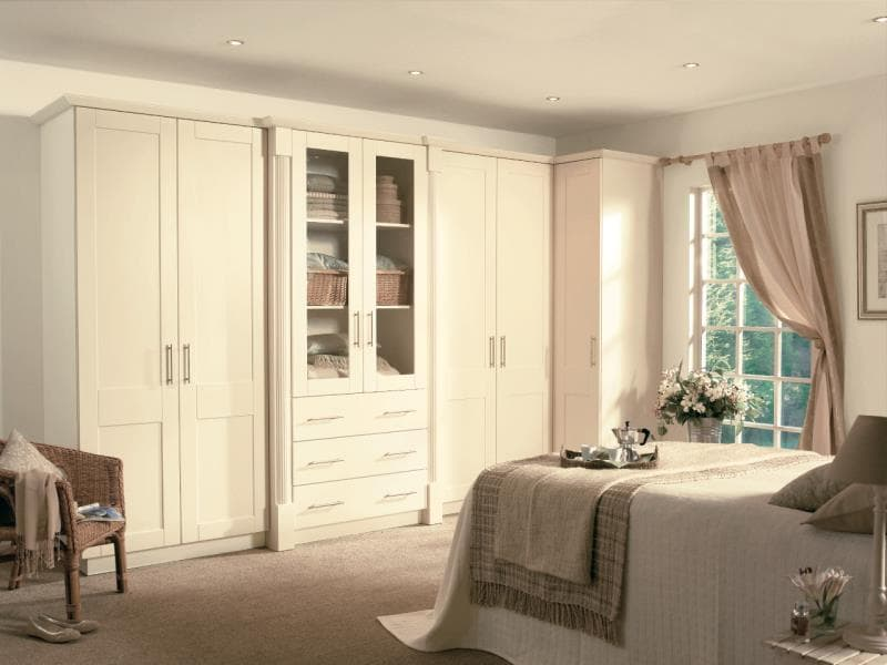 CGI Bedroom Cologne Ivory