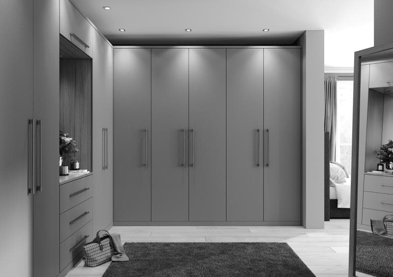 CGI Bedroom Hyde Stone Grey Grey