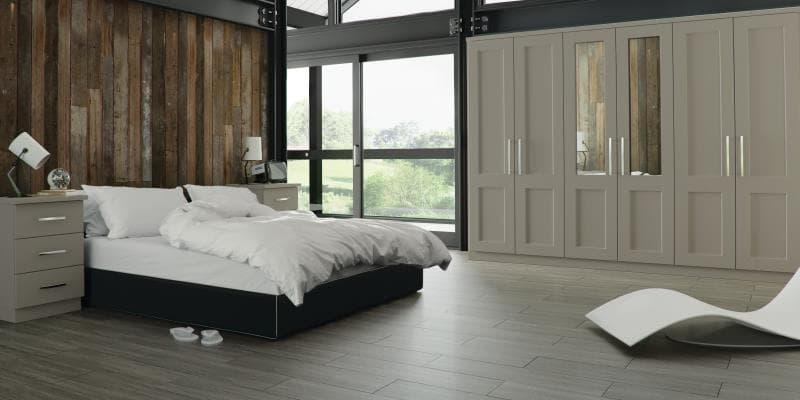 CGI Bedroom Warsaw Legno Stone Grey