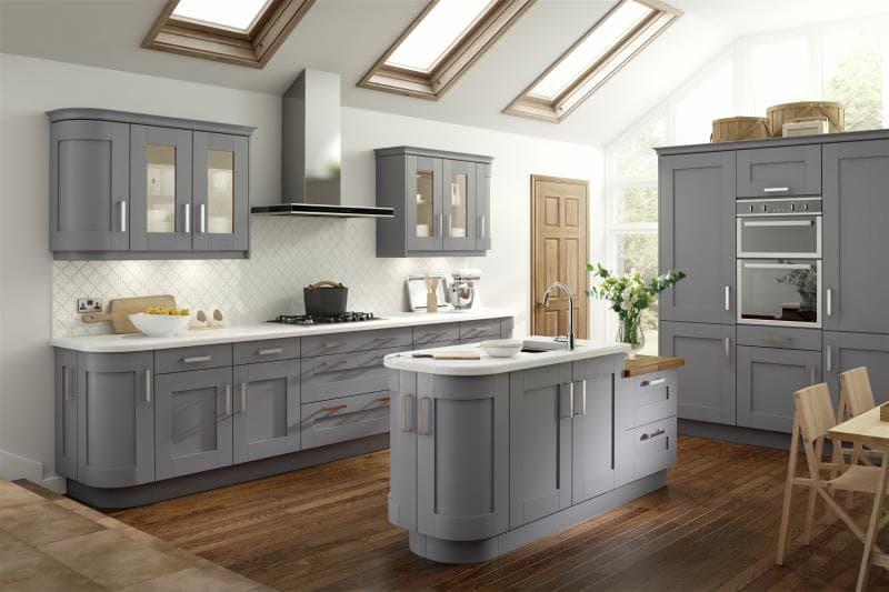 CGI Kitchen Albany Dust Grey