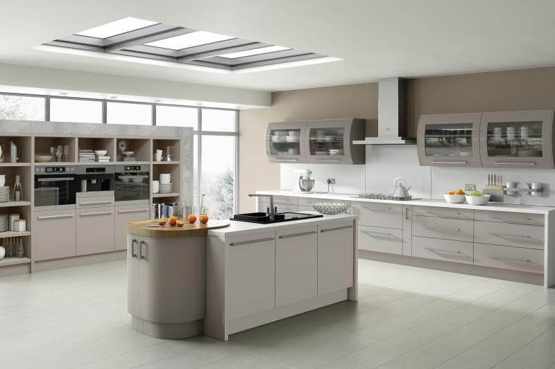 CGI Kitchen Duleek Kasmir-Stone Grey