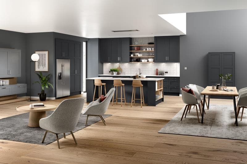 Loxley Graphite Kitchen