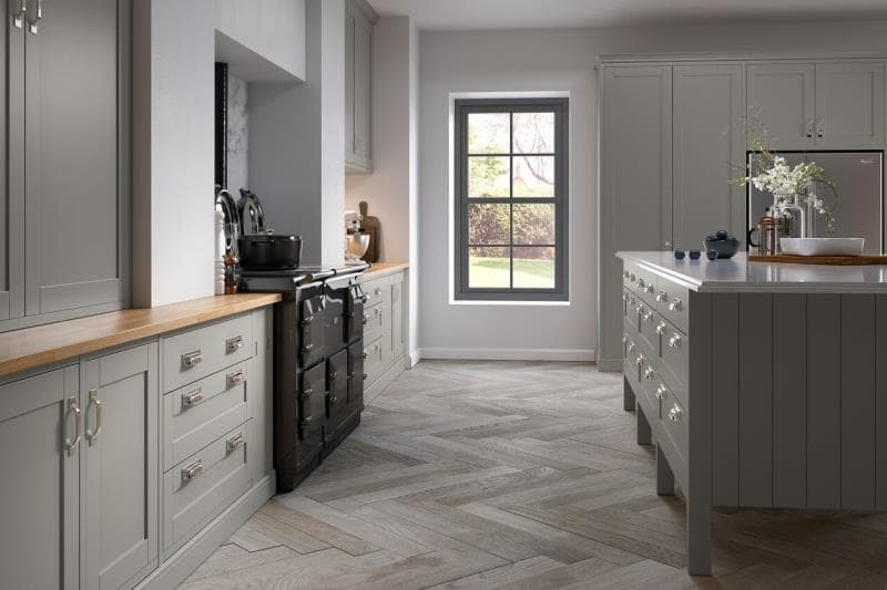 Loxley Pebble Kitchen