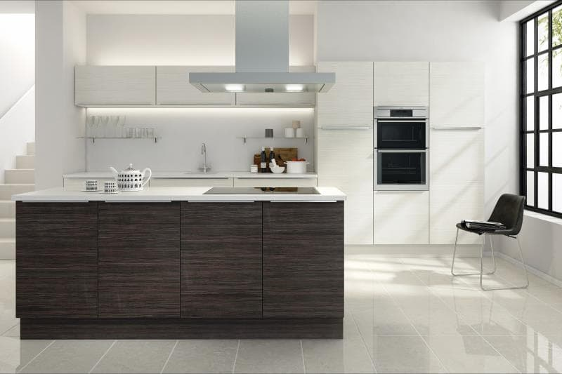 CGI Kitchen Zoom Havana Black-Havana White