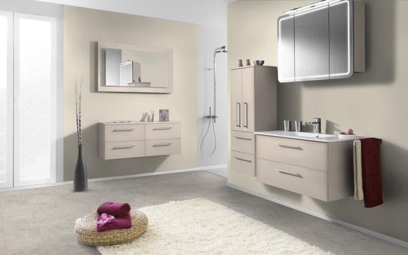 Economique Matt Crema Bathroom