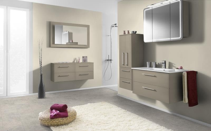 Economique Matt Dakar Bathroom