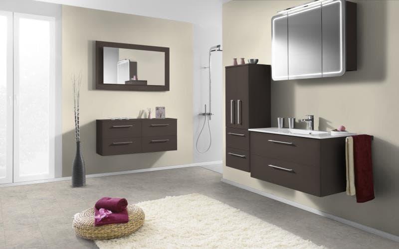 Economique Matt Lava Bathroom