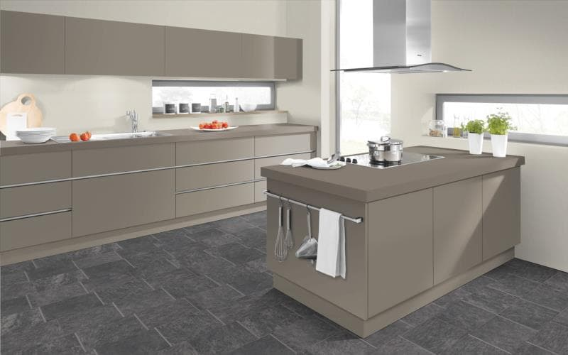 Economique Matt Stone Grey