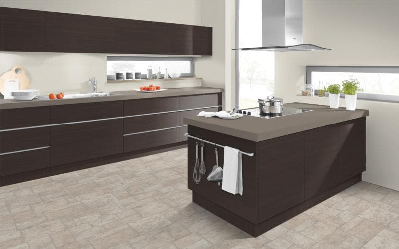 Economique Matt Truffle Brown Avola