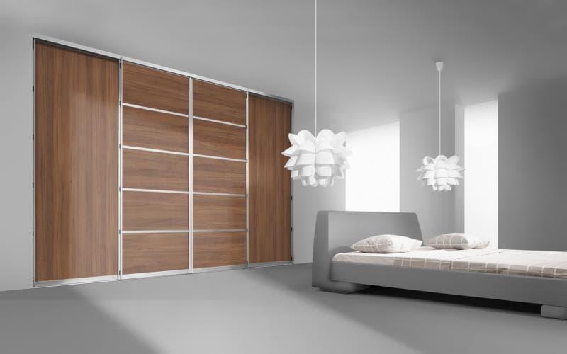 Sorrento Gloss Tiepolo Bedroom