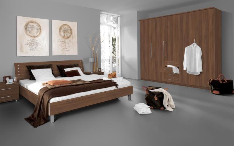Saturn Gloss Tiepolo Bedroom