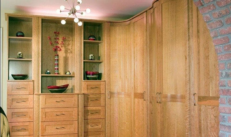 Solid Wood Shaker Cherry