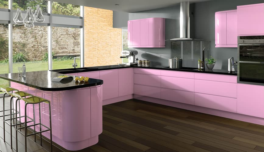 Treviso Gloss Pink