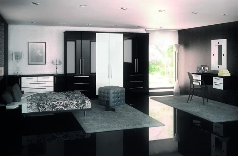 b-Sorrento-Gloss-Black-Gloss-White-Roomset