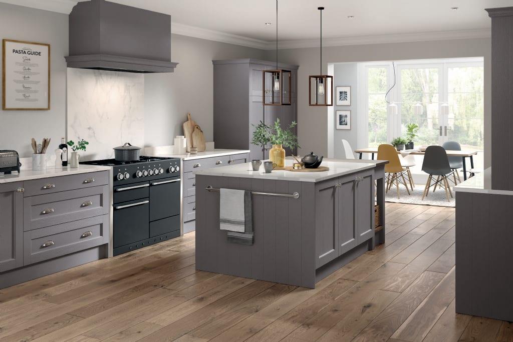 5Piece bastille dust grey kitchen4