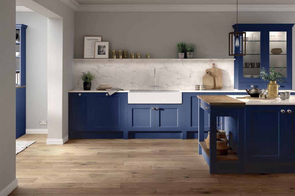 5Piece bastille marine blue kitchen2