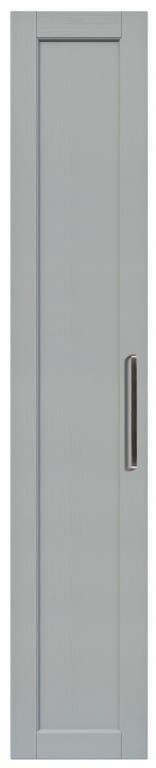 5piece bastille light grey bedroom door