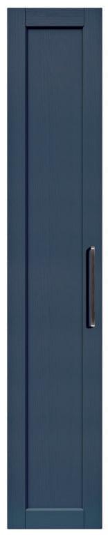 5Piece bastille marine blue bedroom door