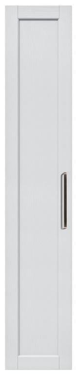 5Piece bastille white grey bedroom door