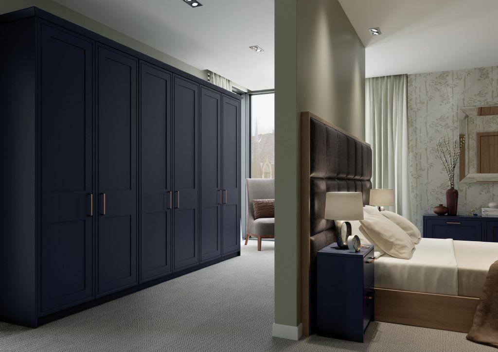 Unus Novara Bedroom