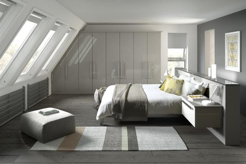 Sorrento Gloss Light Grey