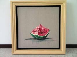 Zeng Fanzhi – Watermelon