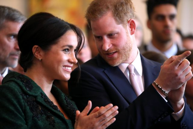 По-королевски: Меган Маркл и принц Гарри побили рекорд Instagram!