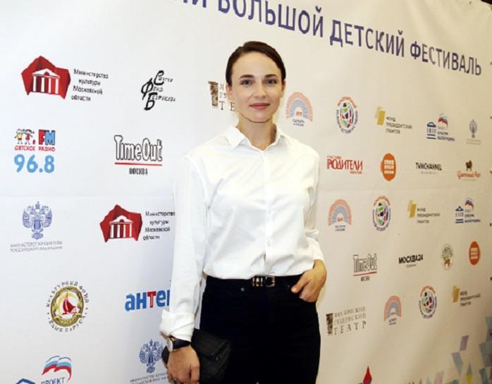 Анна Снаткина получила заряд отличного настроения в сауне