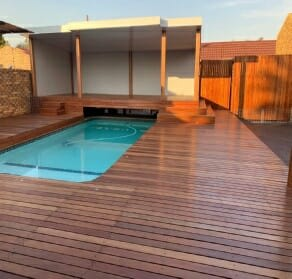 Specialist in the following Timber decks, Wooden decks