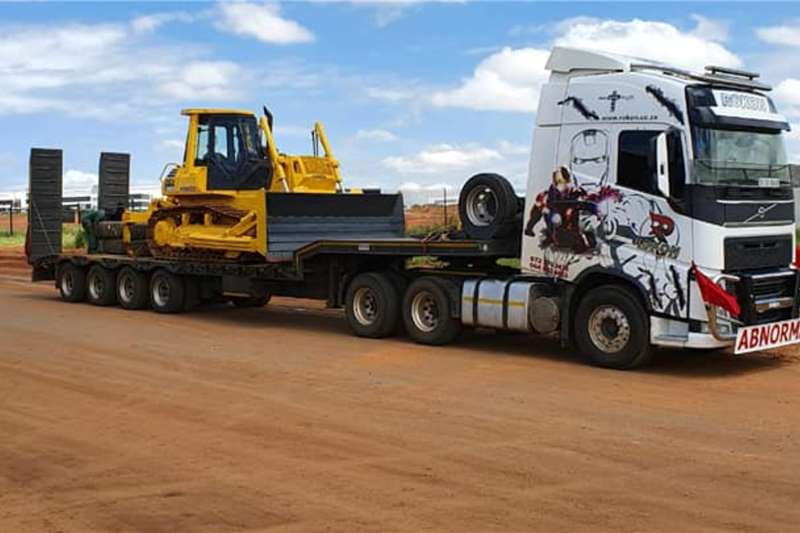 Lowbed and rollback in South Africa 2020