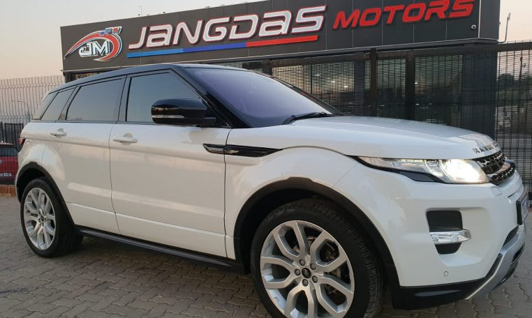Land Rover Range Rover Evoque Si4 used cars for sale