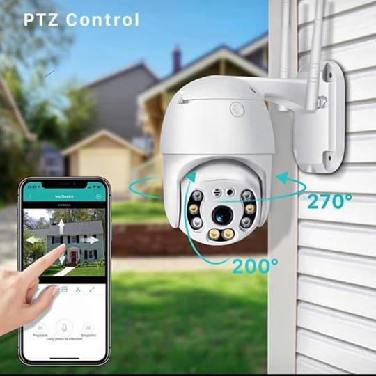 Buy WiFi Smart IP Cameras for Indoor
