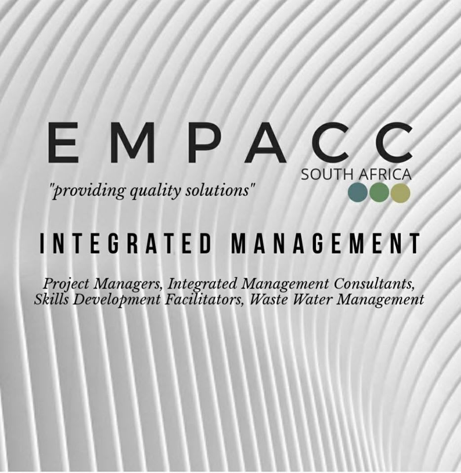 Waste Water Management : EMPACC South Africa