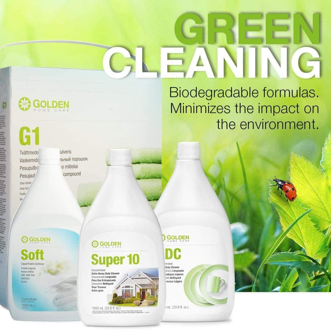 Super 10 and LDC – Powerful multi purpose cleaners