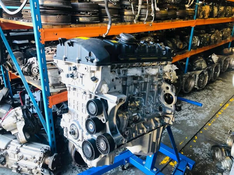 Bmw 335i N54 Motor Head Block and Sump For sale