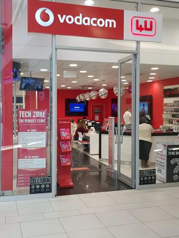 Verkoops Persone – Retail – Vodacom