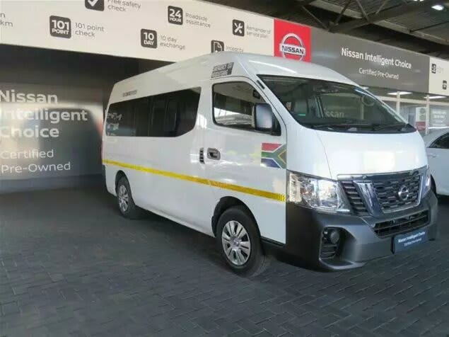 2020 Nissan NV350 2.5 Impendulo 16-seater Taxi