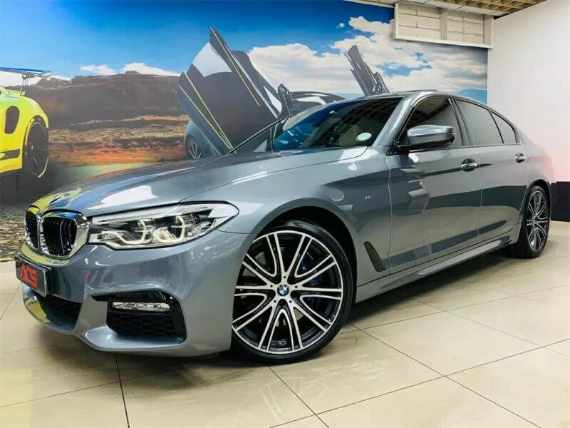 2017 BMW 540i M Sport Steptronic for sale!