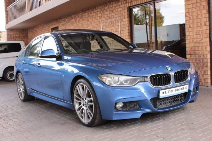 For Sale 2015 Bmw 320d M-Sport (F30)