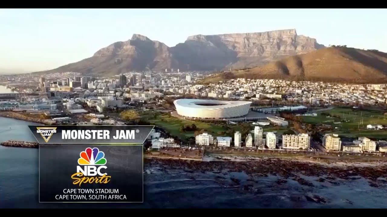 Monster Jam REWIND – Cape Town, South Africa