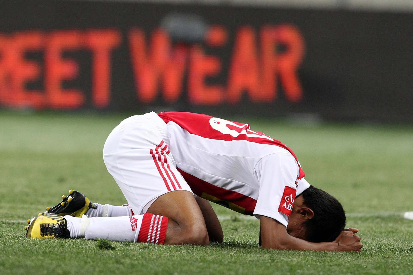 The rise and fall of Ajax Cape Town