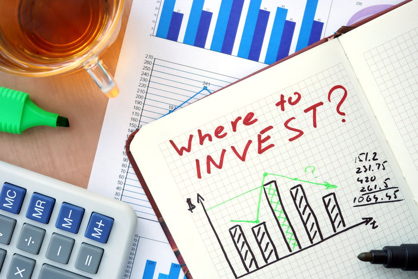 What are the best investment options in South Africa ?