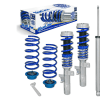 JOM Blue Line Coilover Suspension Kit – VW Golf 7 GTI