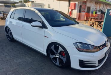 For Sale VW Golf 7 GTI Dsg 2.0