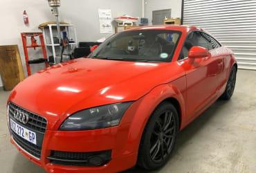 For Sale 2007 Audi TT 2.0 TFSi