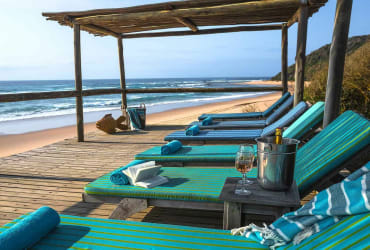 Book Thonga Beach Lodge