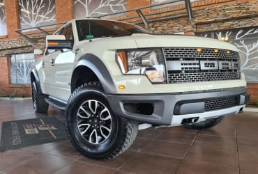 For Sale 2014 Ford F-150 SVT Raptor Special Edition