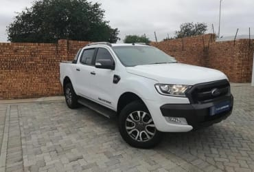 For Sale Ford Ranger 3.2 TDCi WILDTRAK